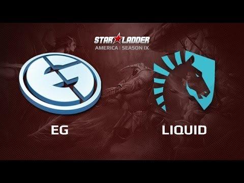 EG vs Liquid, Star Series America Day 5 Game 2