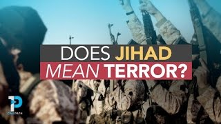 Video: Does Jihad mean Terrorism? - Mohamad Abdalla