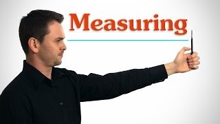 Drawing Measuring Techniques