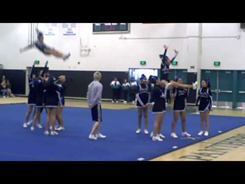 Arellanes Jr High Cheer!!!! Video