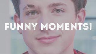Download Lagu Charlie Puth - Funny Moments! Gratis STAFABAND