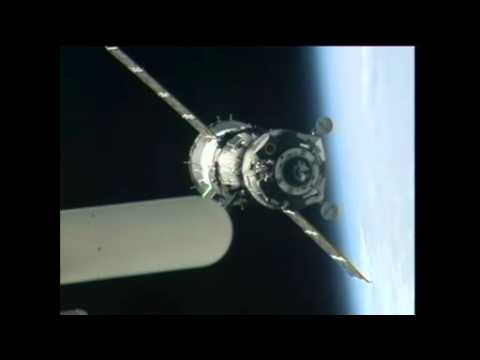 Expedition 32 Arrives at the Space Station | NASA ISS Soyuz TMA-05M Video