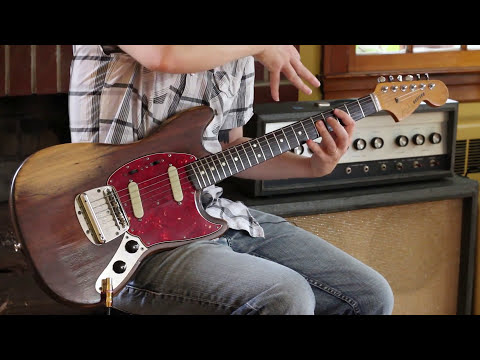 How to Use Hendrix Doublestops and 6ths to Create a Chill Rhythm Guitar Part