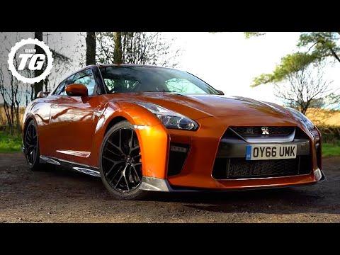 The 2017 Nissan GT-R - Chris Harris Drives - Top Gear