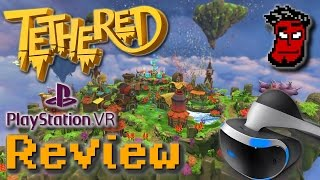 Tethered (PS4) Review | PSVR Gameplay Test [German Deutsch]