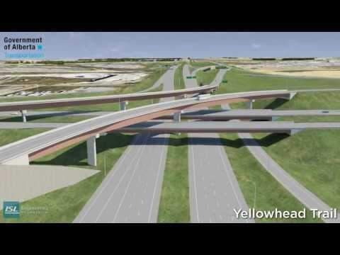 Northeast Anthony Henday Drive Concept
