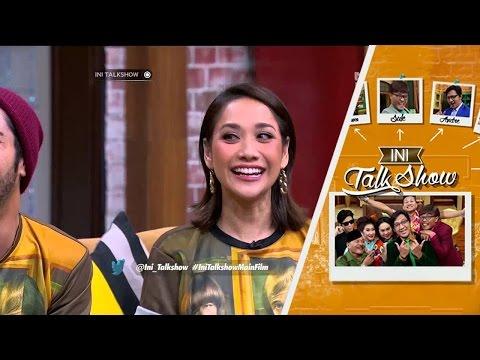 Makanan Kesukaan Bunga Citra Lestari, Reza Rahadian, Alisia Rininta - Ini Talk Show 3 Mei 2016