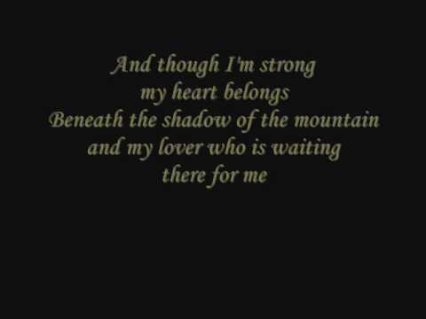 Chris De Burgh - The Shadow Of The Mountain