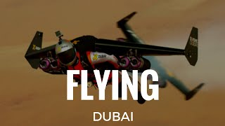 Skydive Dubai Jetpack - Human flying machine