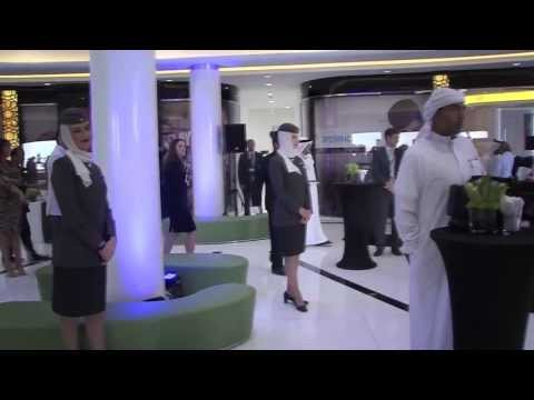 Etihad Travel Mall debuts in Dubai  Etihad Airways - Unravel Travel TV
