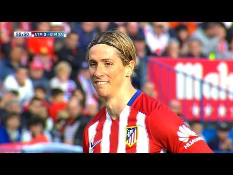 Fernando Torres vs Malaga Home HD 1080i (23/04/2016) by MNcomps