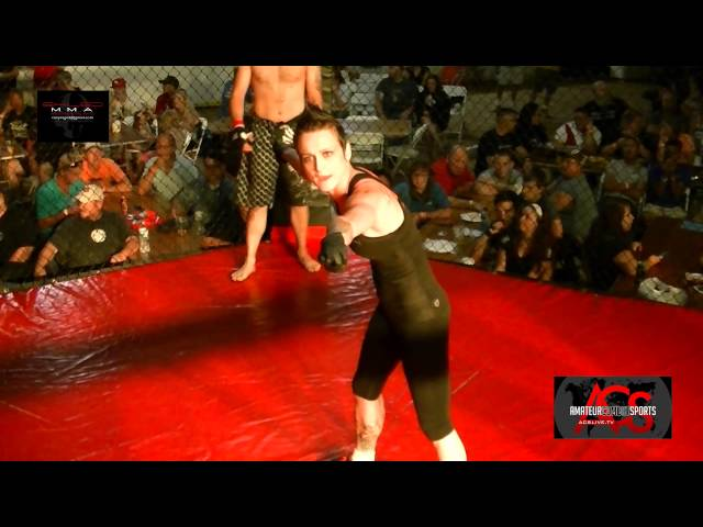 ACSLIVE.TV Presents Exiled MMA American Muscle Fight 5