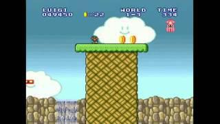 Quick Look: Super Mario All-Stars