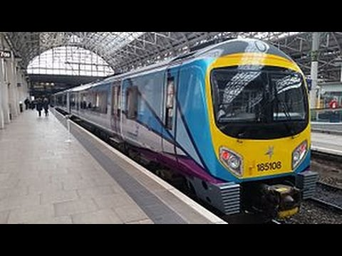 Class 185 Train Ride - Manchester Piccadilly to Birchwood