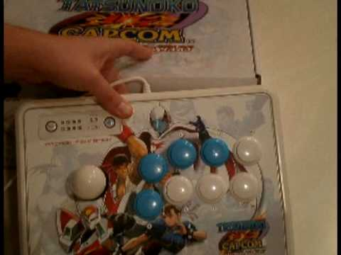 Tatsunoko Vs. Capcom Fightstick Review