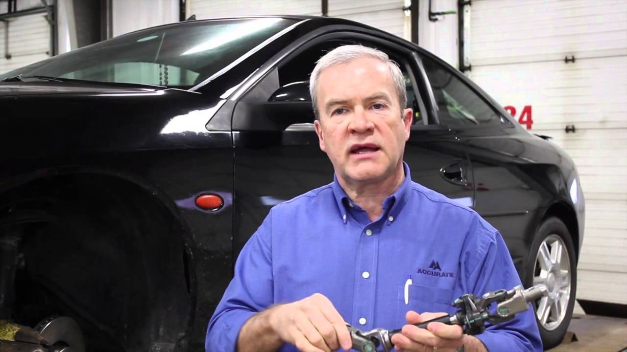 The Intermediate Shaft And Steering Issues Youtube
