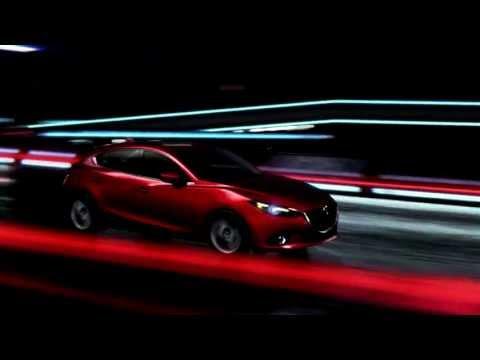 2014 Mazda3, промо
