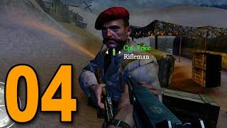 Call of Duty 2 - Part 4 - CAPTAIN PRICE!