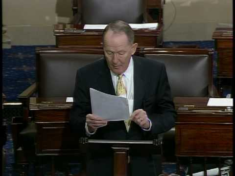 Senator Lamar Alexander On Judge Sonia Sotomayor's Nomination to the Supreme Court