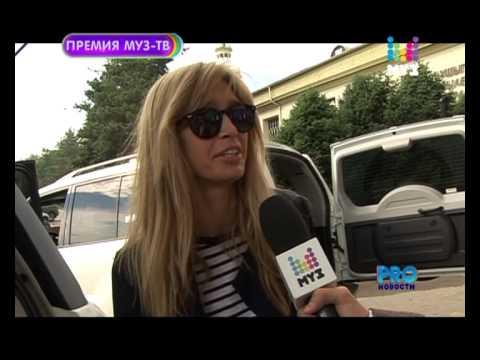Премия МУЗ-ТВ 2012 в Алматы! Все звёзды. Часть II