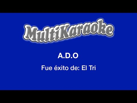 A.D.O. - Multikaraoke