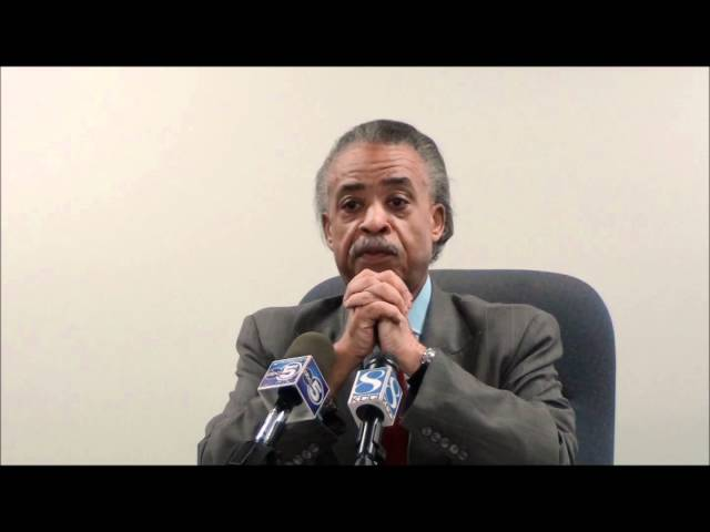 Rev. Al Sharpton discusses Herman Cain