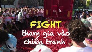Học tiếng Anh qua tin tức - Nghĩa và cách dùng từ Fight