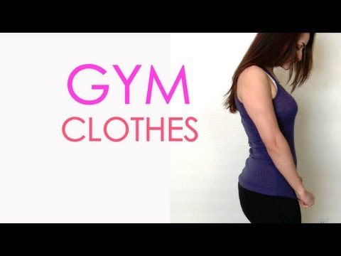 Fashion Friday: GYM Clothes