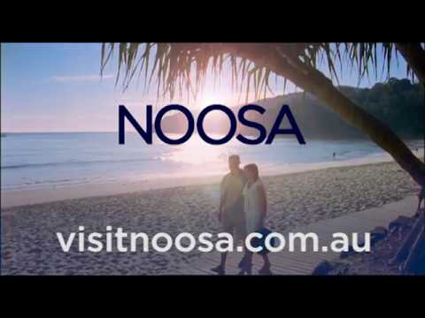 Tourism Noosa TV Commercial 2012 - Endless Summer