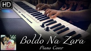 Bol Do Na Zara (AZHAR) | Piano Cover Instrumental Music