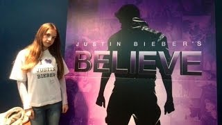 Believe Movie Experience :)