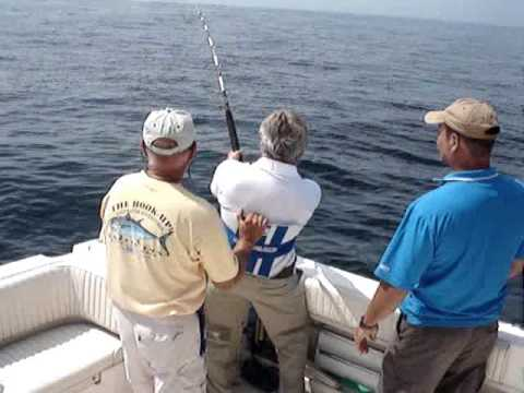 Tuna Fishing Stellwagen Bank July 28,2009