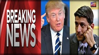 BREAKING: Paul Ryan Publicly HUMILIATED After Trump Announcement Triggers One Company to Act