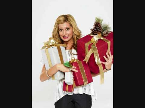 Ashley Tisdale - Last Christmas + Lyrics