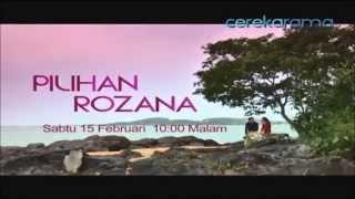 Pilihan Rozana Promo Cerekarama