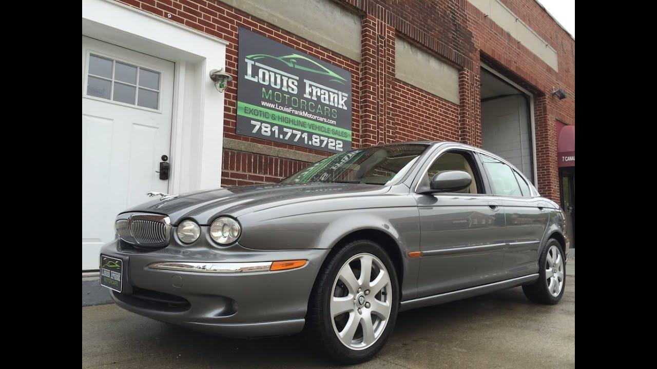 2004 Jaguar x Type 3.0 Awd