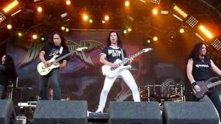 Dragonforce Live@Hellfest  HD part 2