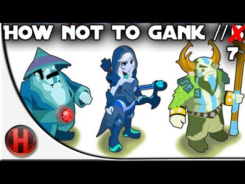 Dota 2  How NOT to gank 7