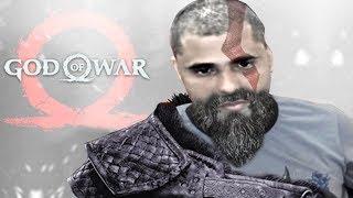 🔴 GOD OF WAR 4 ATE ZERAR ( PS4 Gameplay em Português PT BR )