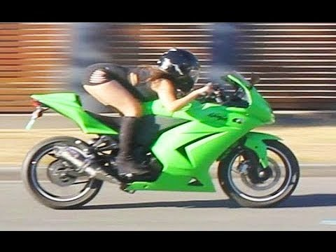 FUNNY Motorcycle / Motocross Fail Compilation - Epic FAILS & WINS