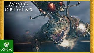 Assassin's Creed Origins: Trials of the Gods - Sobek | Trailer
