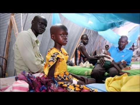 Hongersnood in Afrika en in het Midden-Oosten : de kinderen hebben nu hulp nodig