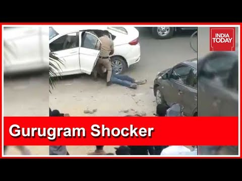Security Person Fires At Judge's Wife And Son In Gurugram