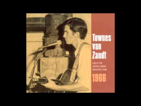 Townes Van Zandt - Talkin Karate Blues