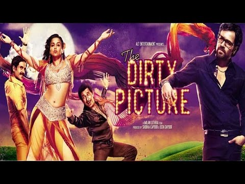 Vidya Balan's 'The Dirty Picture' under the Censor-scissor