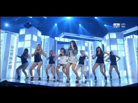 [k-pop]mnet - M Countdown, Sistar 19 (ma Boy), Cj E&m video