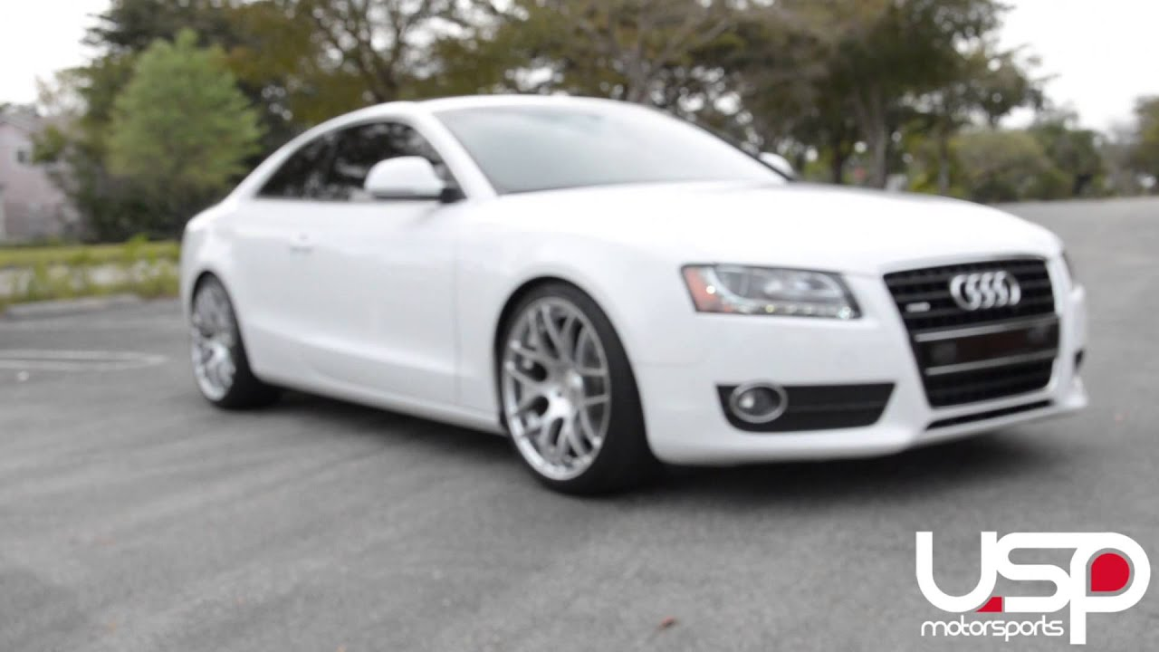 Audi A5 Transformation Avant Garde M310 Wheels H Amp R
