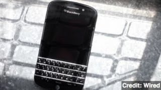 BlackBerry Offers BBM on iOS and Android
