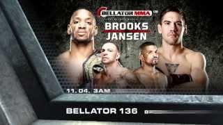 Bellator 136: Brooks vs. Jansen