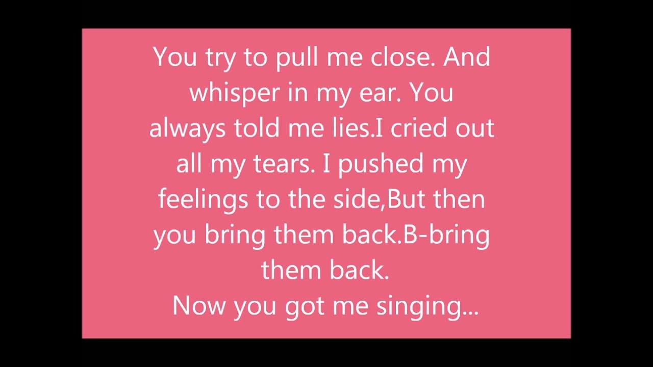 Round and selena gomez lyrics full song